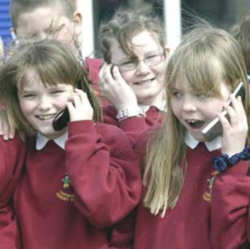 British Child Cell Phone Ownership